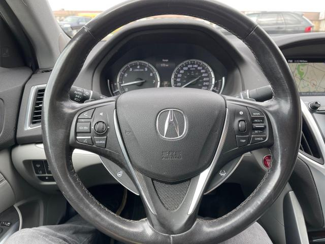 2015 Acura TLX TECH PKG V6 AWD NAVIGATION/CAMERA/BLIND SPOT Photo16