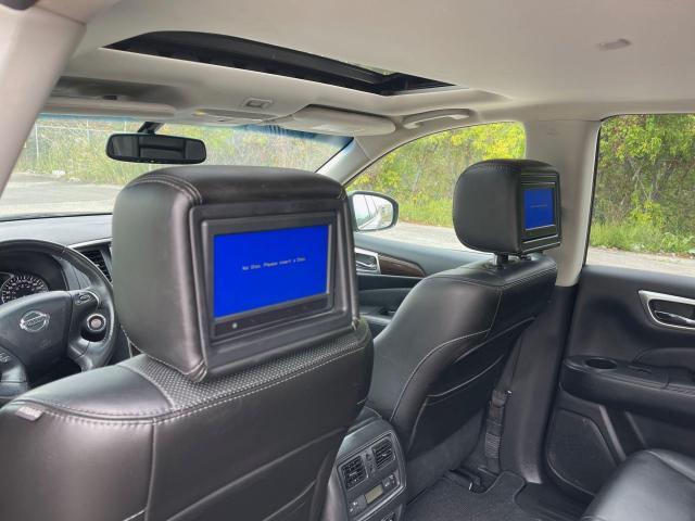 2014 Nissan Pathfinder PLATINUM 4X4 NAVIGATION/360 CAMERA/7 PASS Photo11