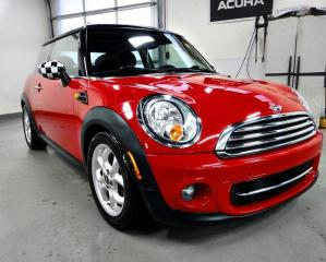 Used 2012 MINI Cooper Classic,LOW KM,NO ACCIDENT,PANO ROOF for sale in North York, ON