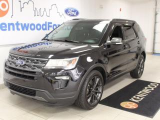 Used 2019 Ford Explorer XLT | 4WD | Appearance Pkg | NAV | One Owner | No Accidents for sale in Edmonton, AB