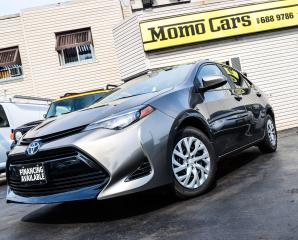Used 2019 Toyota Corolla One Owner + Clean Car+4 winter tires!!!! for sale in St. Catharines, ON