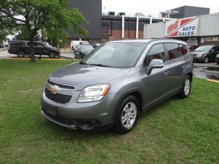 Used 2014 Chevrolet Orlando LT ~ 7 PASSENGER ~ REAR CAMERA ~ WINTER TIRES for sale in Toronto, ON