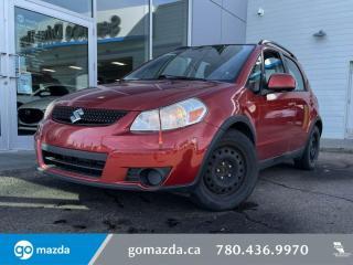 Used 2011 Suzuki SX4 Hatchback JX for sale in Edmonton, AB