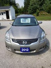 Used 2012 Nissan Altima 2.5 S for sale in Oro Medonte, ON