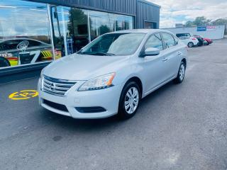 Used 2013 Nissan Sentra S / Clean Car Fax / Financing For Everyone! for sale in Truro, NS