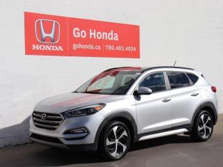 Used 2017 Hyundai Tucson SE 1.6L TURBO LEATHER/MOONROOF/BACK UP CAMERA for sale in Edmonton, AB