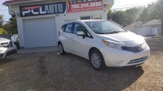 Used 2014 Nissan Versa Note S for sale in Edmonton, AB