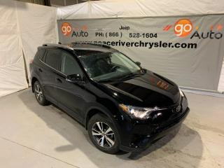 Used 2018 Toyota RAV4 LE for sale in Peace River, AB