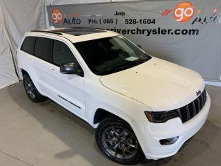 New 2021 Jeep Grand Cherokee 80th Anniversary Edition for sale in Peace River, AB