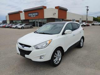 Used 2013 Hyundai Tucson Limited for sale in Steinbach, MB