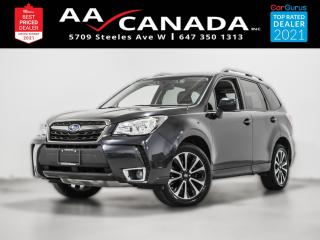 Used 2018 Subaru Forester TOURING for sale in North York, ON