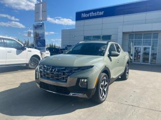 New 2022 Hyundai Santa Fe Cruz Ultimate for sale in Edmonton, AB