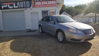 Used 2014 Chrysler 200 LX for sale in Edmonton, AB