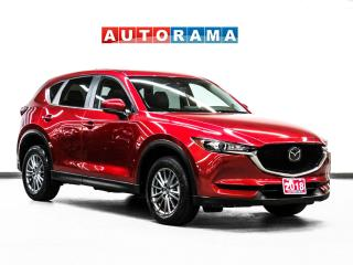 Used 2018 Mazda CX-5 GS AWD Navigation Sunroof Backup Camera for sale in Toronto, ON