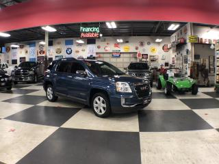 Used 2016 GMC Terrain SLE AUT0 AWD A/C CRUISE H/SEATS BACKUP CAMERA for sale in North York, ON