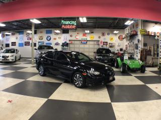 Used 2017 Honda Civic HATCHBACK LX AUT0 A/C H/SEATS BLUETOOTH CAMERA 89K for sale in North York, ON