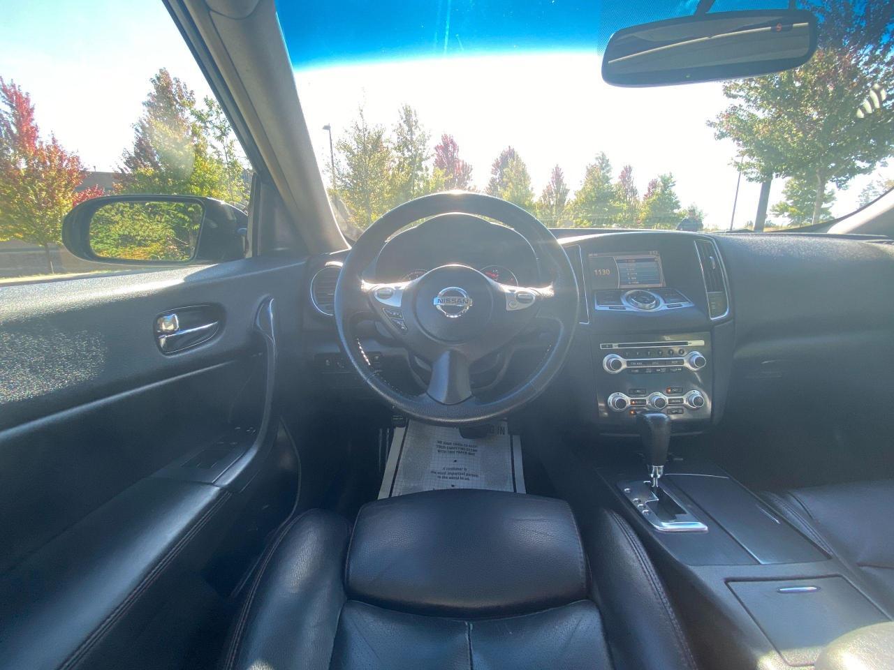 2013 Nissan Maxima 3.5 SV Photo12