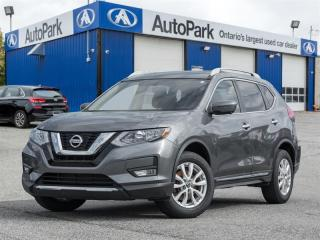 Used 2017 Nissan Rogue S AWD CVT NAV|PANO ROOF|HEATED SEATS|3RD ROW SEATING|AWD for sale in Georgetown, ON