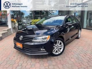 Used 2016 Volkswagen Jetta 1.8 TSI Highline for sale in Scarborough, ON