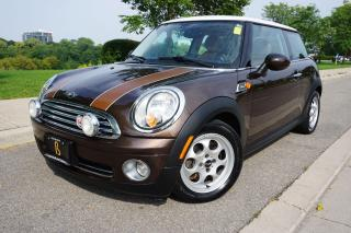 Used 2010 MINI Cooper MAYFAIR / NEW CLUTCH /LOW KM'S / NO ACCIDENTS/ FUN for sale in Etobicoke, ON