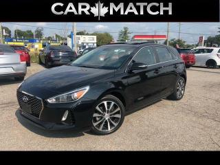 Used 2018 Hyundai Elantra GT GLS / AUTO / SUNROOF / NO ACCIDENTS for sale in Cambridge, ON