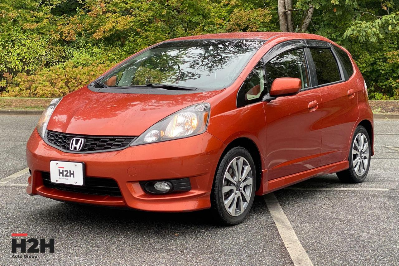 2013 Honda Fit Sport Photo1