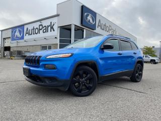 Used 2018 Jeep Cherokee Sport   BLUETOOTH   CRUISE CONTROL   for sale in Innisfil, ON