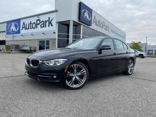 Used 2017 BMW 330 i xDrive | SUNROOF | NAVIGATION | SATELLITE RADIO | APPLE CAR-PLAY | for sale in Innisfil, ON