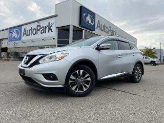 Used 2017 Nissan Murano SV | REMOTE START | PANORAMIC MOONROOF | NAVIGATION | APPLE CARPLAY | for sale in Innisfil, ON