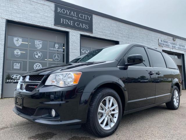 2020 Dodge Grand Caravan Premium Plus LOW KM/ ONE OWNER/ DVD/ LEATHER