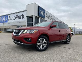 Used 2017 Nissan Pathfinder SL | 7 PASSENGER | MEMORY SEATS | BLIND-SPOT DETECTION | 360 VIEW CAMERA | for sale in Innisfil, ON
