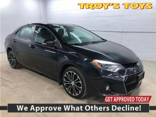 Used 2014 Toyota Corolla S for sale in Guelph, ON
