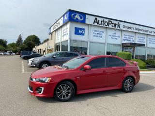 Used 2017 Mitsubishi Lancer ES REAR CAMERA | SUNROOF | BLUETOOTH | VOICE REC. | for sale in Brampton, ON