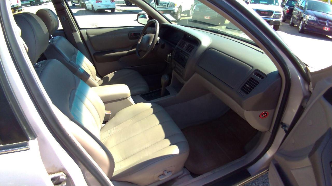 1997 Toyota Avalon XLS