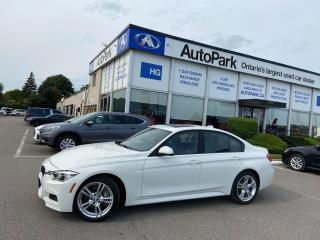 Used 2018 BMW 330 i xDrive NAV | SUNROOF | HEATED SEATS | LEATHER SEATS | for sale in Brampton, ON