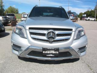 Used 2014 Mercedes-Benz GLK-Class GLK 250 BlueTEC for sale in Newmarket, ON