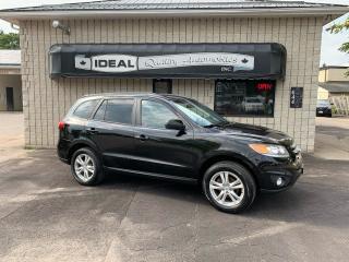 Used 2012 Hyundai Santa Fe GL Premium for sale in Mount Brydges, ON
