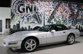 Used 1996 Chevrolet Corvette LT4 - COLLECTORS EDITION for sale in Concord, ON