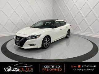 Used 2018 Nissan Maxima SL   NAVI  LTHR  PANO RF for sale in Vaughan, ON