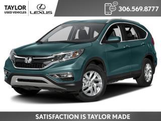 Used 2016 Honda CR-V EX-L for sale in Regina, SK