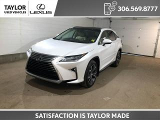 Used 2018 Lexus RX 350 EXECUTIVE PACKAGE! for sale in Regina, SK