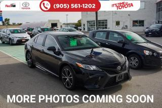 Used 2019 Toyota Camry SE for sale in Hamilton, ON