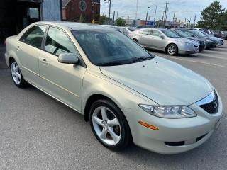 Used 2005 Mazda MAZDA6 GS  ** AS-IS, NO SAFETY ** for sale in St Catharines, ON
