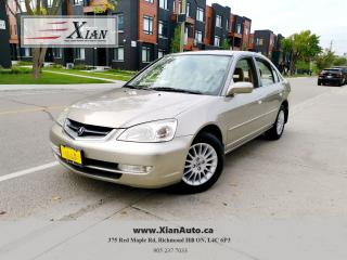 Used 2003 Acura EL Touring for sale in Richmond Hill, ON