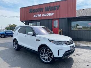 Used 2019 Land Rover Discovery Navi|Backup|Moonroof|22