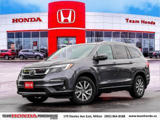 Used 2019 Honda Pilot EX-L Navi EX-L for sale in Milton, ON