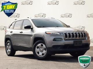 Used 2015 Jeep Cherokee Sport SPORT   4WD   A/C   POWER WINDOWS   BACK UP CAMERA for sale in Waterloo, ON