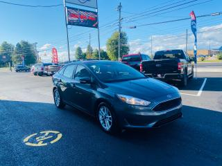Used 2015 Ford Focus SE / HEADED SEATS / ZERO DOWN / CLEAN CAR FAX / for sale in Truro, NS