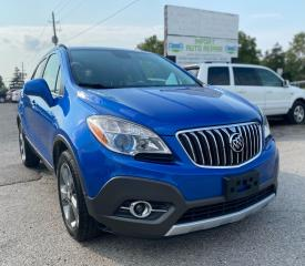Used 2013 Buick Encore for sale in Komoka, ON