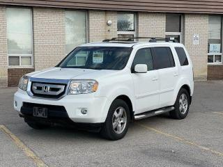 Used 2011 Honda Pilot EX-L!! NAVIGATION,LEATHER,REAR CAMERA for sale in North York, ON